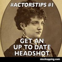 actors tips #1